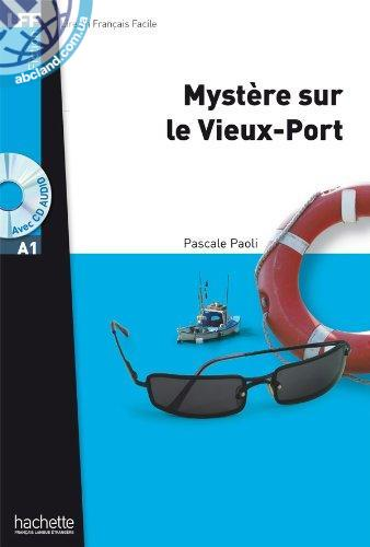 A1 Mystere sur le Vieux-Port + CD audio MP3 (Paoli)