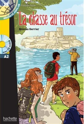 A2 La Chasse au tresor + CD audio MP3 (Gerrier)