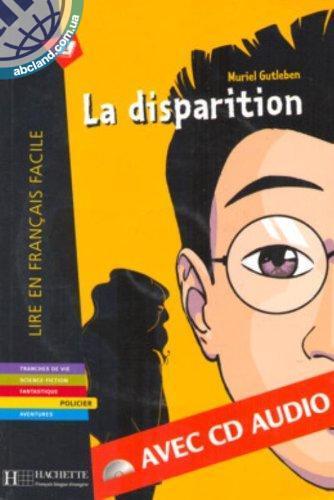 A2 La Disparition + CD audio  (Gutleben)