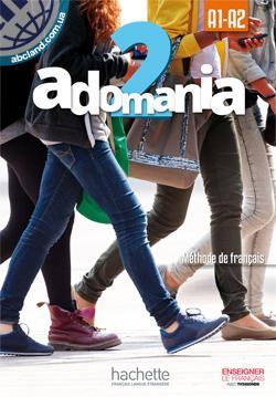 Adomania : Niveau 2 Livre de l'eleve + DVD-ROM