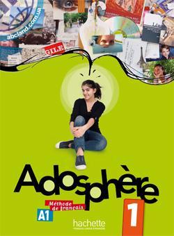 Adosphe're : Niveau 1 Livre de l'eleve + CD