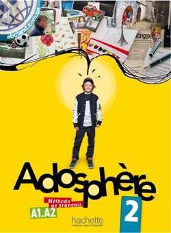 Adosphe're : Niveau 2 Livre de l'eleve + CD