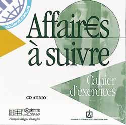 Affaires a suivre CD audio