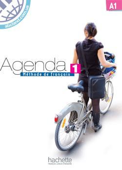 Agenda : Niveau 1:Livre de l'eleve + DVD-ROM
