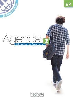 Agenda : Niveau 2:Livre de l'eleve + DVD-ROM