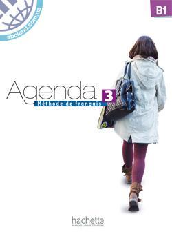 Agenda : Niveau 3:Livre de l'eleve + DVD-ROM