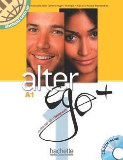 Alter Ego + : Niveau 1 Livre de l'eleve + DVD-ROM