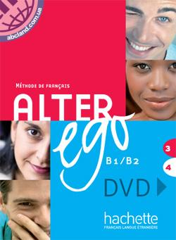 Alter Ego : Niveau 3 & 4 DVD PAL