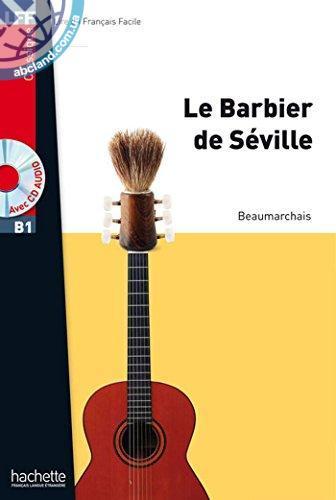 B1 Le Barbier de Sуville + CD audio MP3 (Moliere)