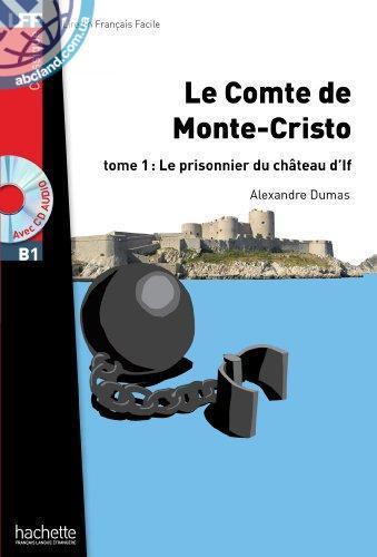 B1 Le Comte de Monte Cristo + CD audio MP3