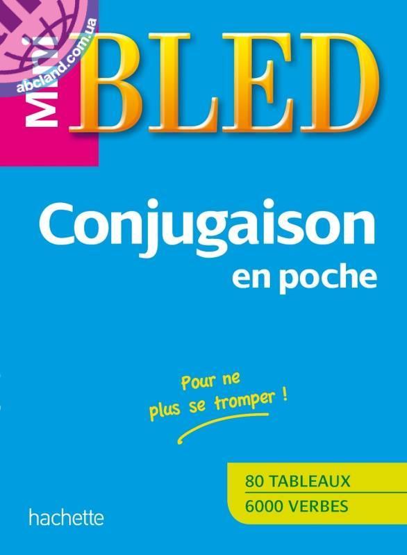 BLED-Mini conjugaison