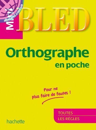 BLED-Mini orthographe