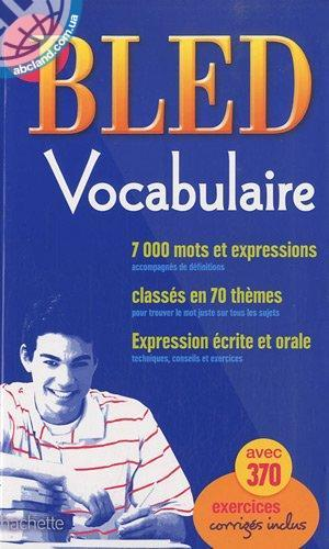 BLED Vocabulaire du franc