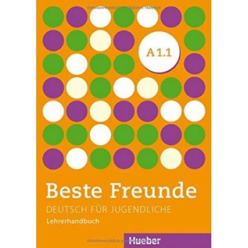 Beste Freunde A1.1. Lehrerhandbuch