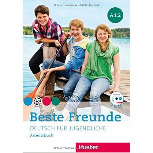 Beste Freunde A1.2. Arbeitsbuch mit CD-ROM