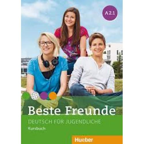 Beste Freunde A2.1. Kursbuch
