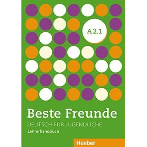Beste Freunde A2.1. Lehrerhandbuch