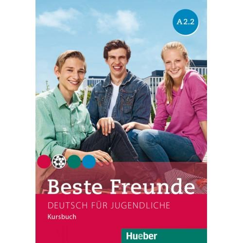 Beste Freunde A2.2. Kursbuch