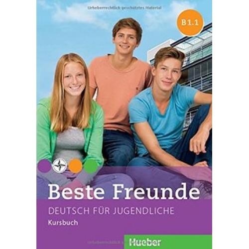 Beste Freunde B1.1. Kursbuch