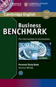 Business Benchmark Pre-Interm/Interm.2nd Edition BULATS and Business Preliminary Personal Study Book