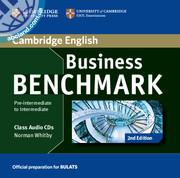 Business Benchmark Pre-Intermediate/Intermediate 2nd Edition BULATS Class Audio CDs