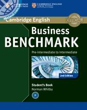 Business Benchmark Pre-Intermediate/Intermediate 2nd Edition BULATS SB
