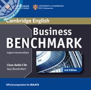 Business Benchmark Upper Intermediate 2nd Edition BULATS Class Audio CDs