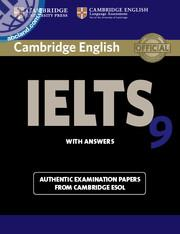 Cambridge IELTS 9 SB + key