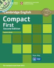 Compact First 2nd Edition TB
