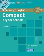 Compact Key (KET) for Schools TB
