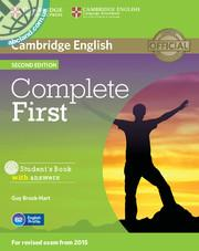 Complete First 2nd Edition SB + key + CD-ROM