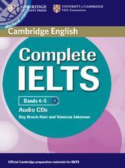 Complete IELTS Bands 4-5 Class CDs
