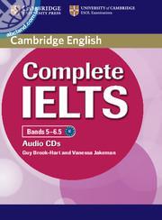Complete IELTS Bands 5 - 6.5 Class CDs