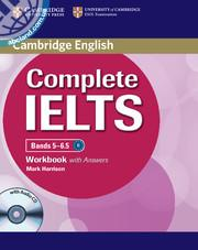 Complete IELTS Bands 5 - 6.5 WB + CD + key