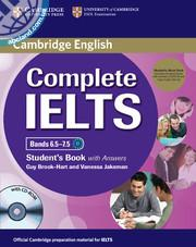 Complete IELTS Bands 6.5-7.5 SB + CD-ROM + Audio CD + key