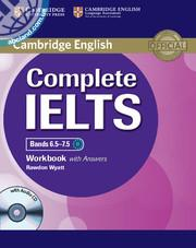 Complete IELTS Bands 6.5-7.5 WB + CD + key