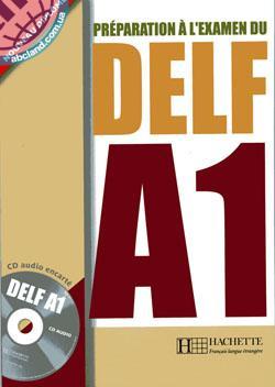 DELF A1 Livre + CD audio
