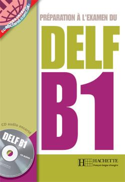 DELF B1  Livre + CD audio