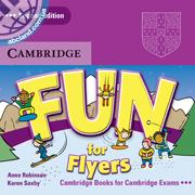 Fun for Flyers 2nd Edition Audio CDs
