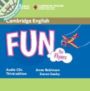 Fun for Flyers 3rd Edition Audio CDs (2)
