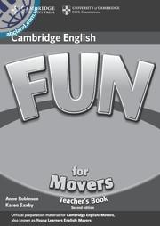 Fun for Movers 2nd Edition TB