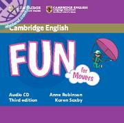 Fun for Movers 3rd Edition Audio CD