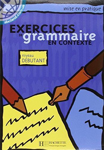 Grammaire - De'butant Livre