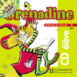 Grenadine : Niveau 1 CD audio