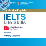 IELTS Life Skills Official Cambridge Test Practice B1 Audio CDs (2)