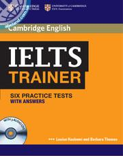 IELTS Trainer Practice Tests + CD + key