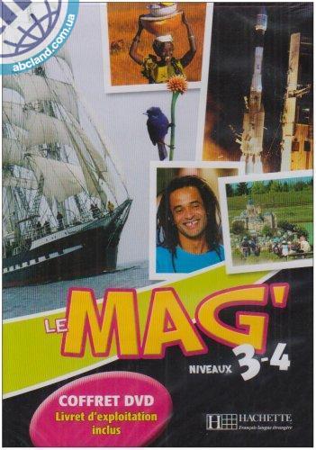 Le Mag' : Niveaux 3 & 4 DVD PAL