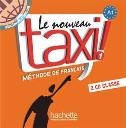 Le Nouveau Taxi : Niveau 1 CD audio classe (x2)
