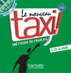 Le Nouveau Taxi : Niveau 2 CD audio classe (x2)