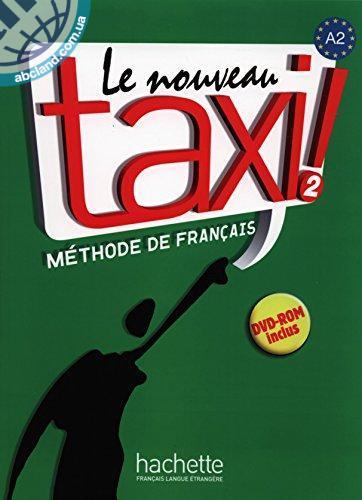 Le Nouveau Taxi : Niveau 2 Livre + DVD-ROM